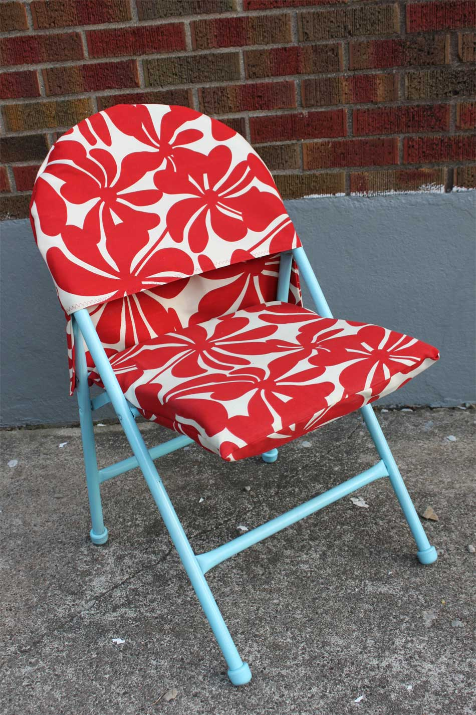 Spray Painted Chair There S No Place Like Homemade