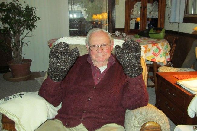 granddad's-mittens