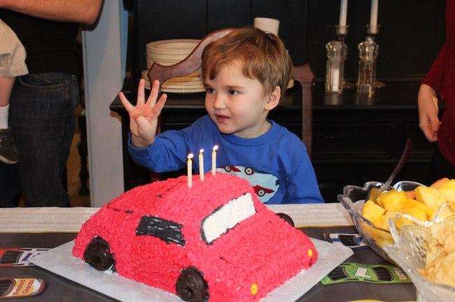car-cake