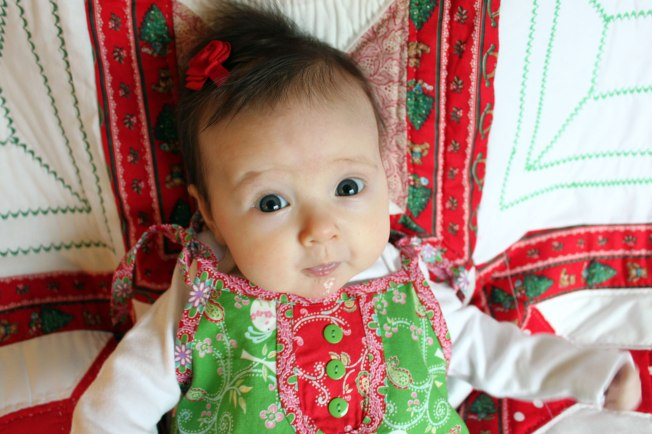 first-christmas-girl
