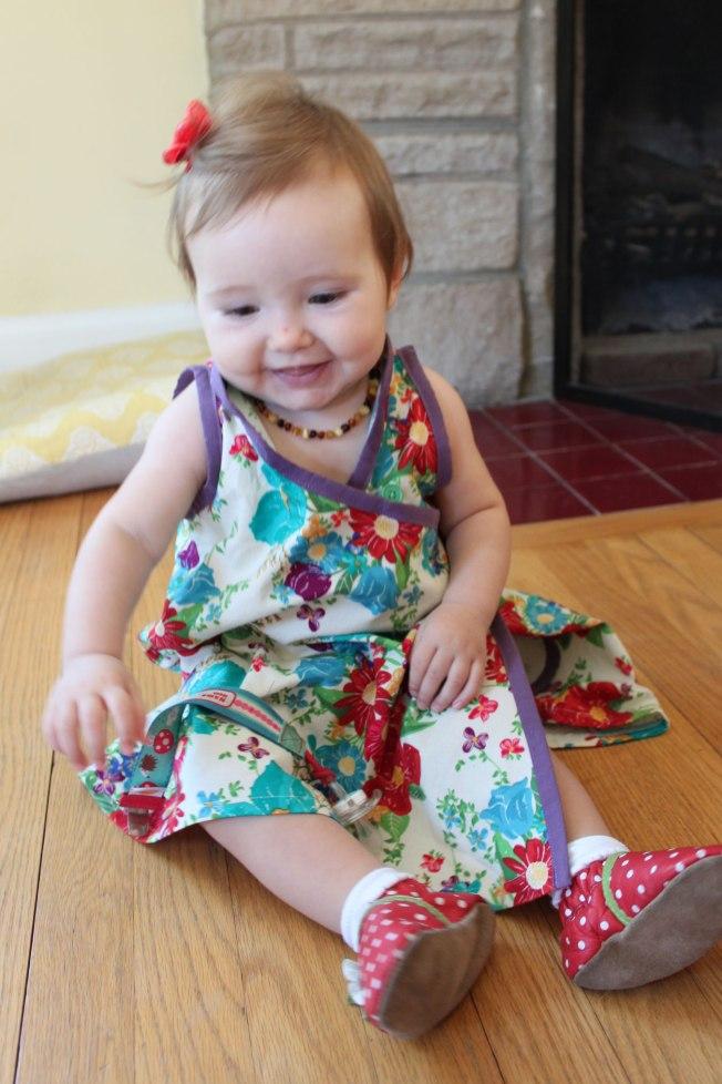 dress-on-baby
