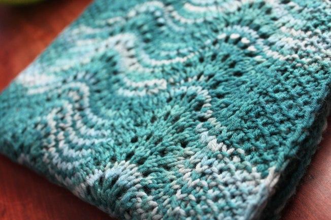scarf-folded