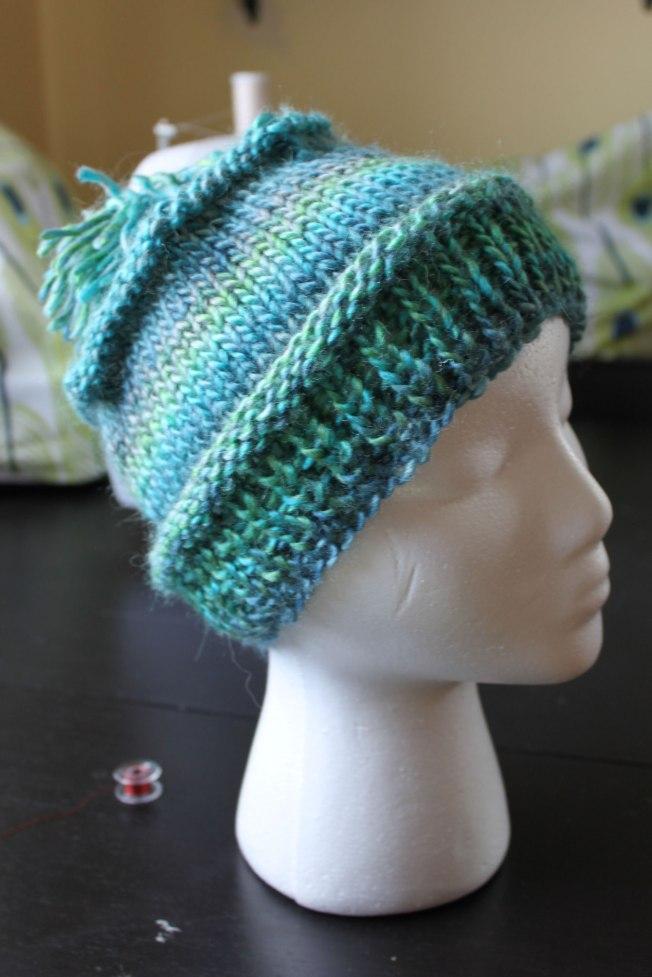 aqua-hat